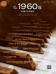 Greatest Hits -- The 1960s for Piano