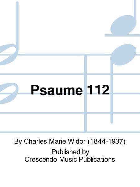 Psaume 112