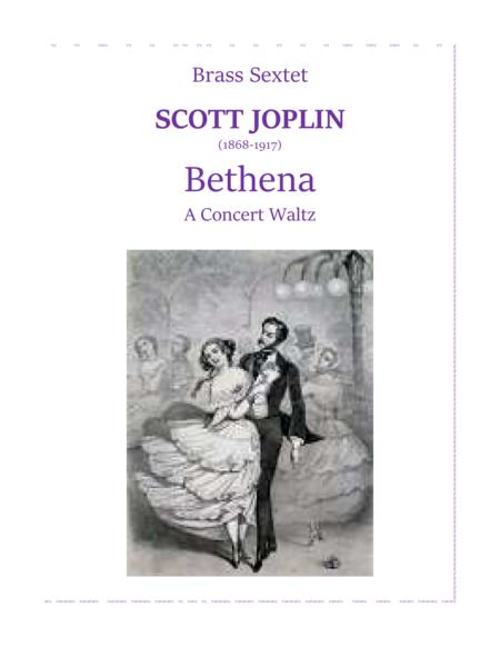 Bethena: A Concert Waltz
