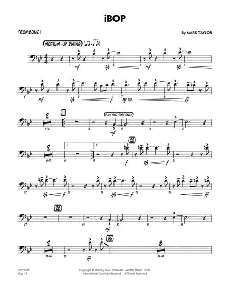 iBop - Trombone 1