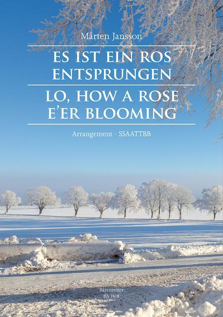 Es ist ein Ros entsprungen (Lo, How a Rose E'er Blooming / Det ar en ros utsprungen)