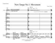 New Tango No. 1: Movement