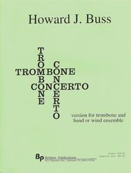 Trombone Concerto (band set)
