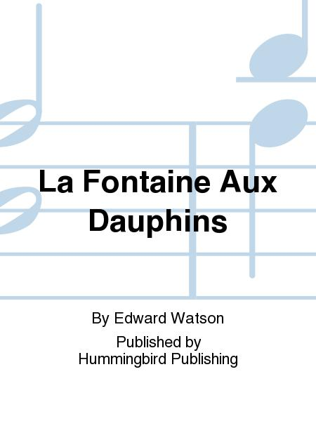 La Fontaine Aux Dauphins
