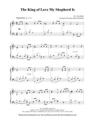 The King of Love My Shepherd Is