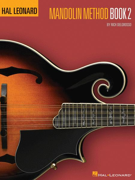Hal Leonard Mandolin Method - Book 2