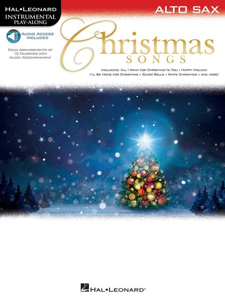 Christmas Songs for Alto Sax