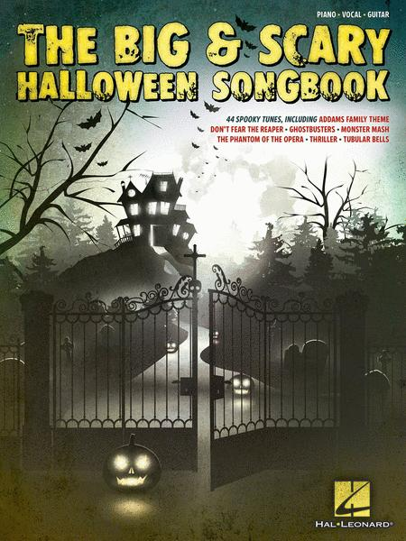 The Big & Scary Halloween Songbook