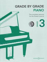 Grade by Grade - Piano (Grade 3)