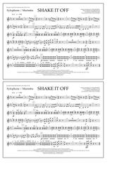 Shake It Off - Xylophone/Marimba
