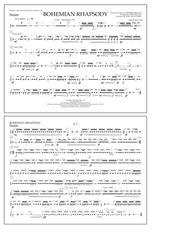 Bohemian Rhapsody - Snare