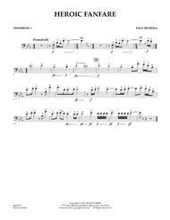Heroic Fanfare - Trombone 1