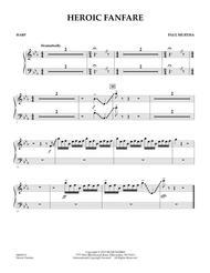 Heroic Fanfare - Harp