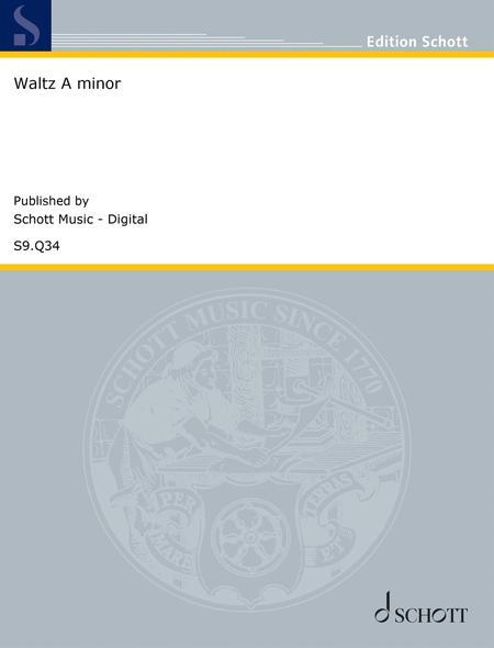 Waltz in A minor, Op. 34 No. 2