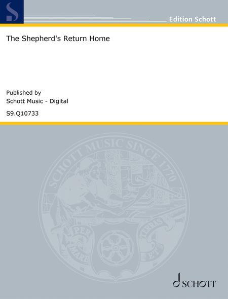 The Shepherd's Return Home