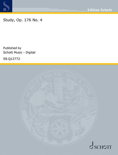 Study, Op. 176 No. 4