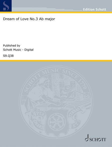 Dream of Love No. 3 in A-flat major