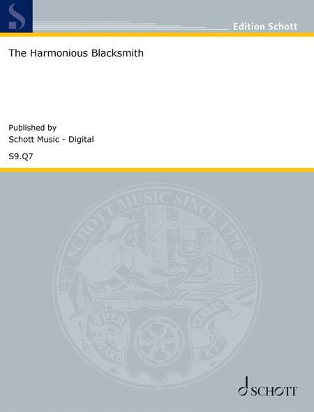 The Harmonious Blacksmith