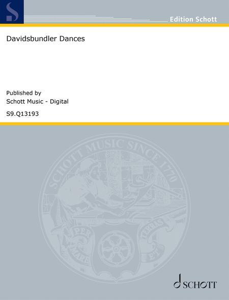 Davidsbundler Dances