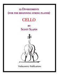 12 Divertimenti for Cello