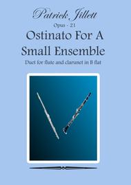 Ostinato For A Small Ensemble