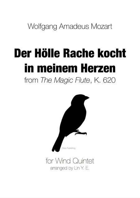 Mozart Operatic Tunes for Wind Quintet