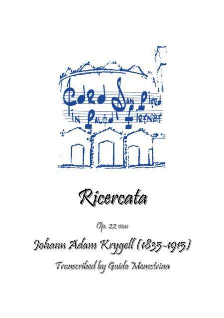 Johann Adam Krygell - Ricercata
