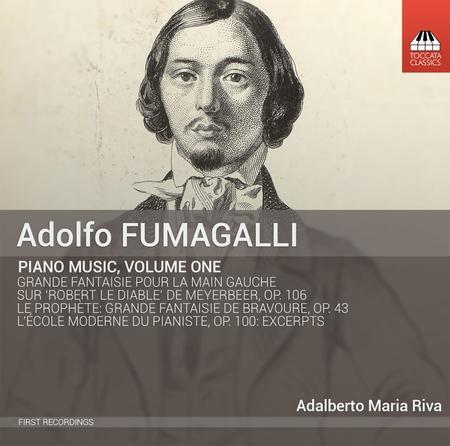 Adolfo Fumagalli: Piano Music, Vol. 1