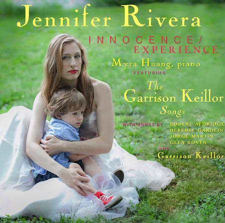 Jennifer Rivera - Innocence/Experience featuring The Garrison Keillor Songs