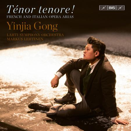 Yinjia Gong: Tenor tenore!