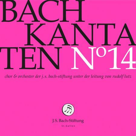 Bach: Kantaten No. 14