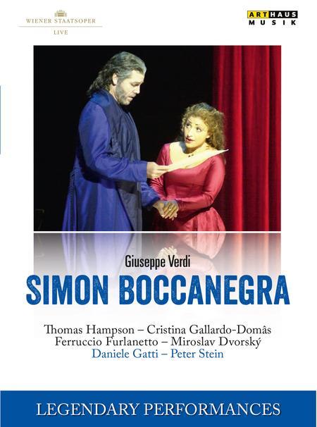 Verdi: Simon Boccanegra (Legendary Performances)