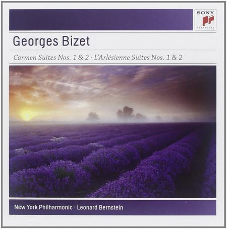 Bizet: Carmen Suites Nos. 1 & 2 - L'Arlesienne Suites Nos. 1 & 2