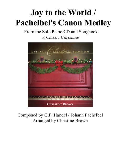 joy to the world pachelbels canon