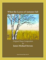 When the Leaves of Autumn Fall
