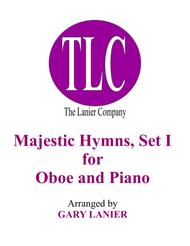 MAJESTIC HYMNS, SET I (Duets for Oboe & Piano)