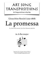 La Promessa (A-flat major)