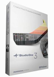 StudioOne Professional 3