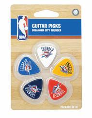 Oklahoma City Thunder Guitar Picks