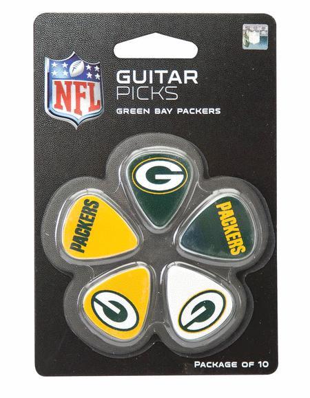 Green Bay Packers Guitar Picks