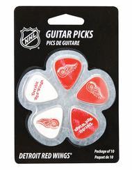 Detroit Red Wings Guitar Picks