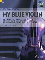 My blue Violin