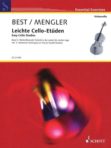 Easy Cello Studies Band 2