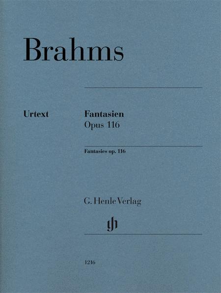 Fantasies Op. 116