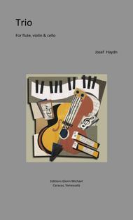 Haydn, Trio for flute, violin & cello