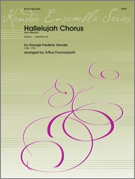 Hallelujah Chorus (from Messiah)
