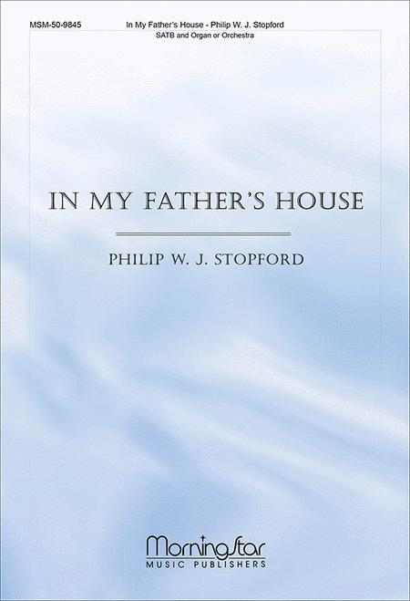 In My Father's House (Choral Score)