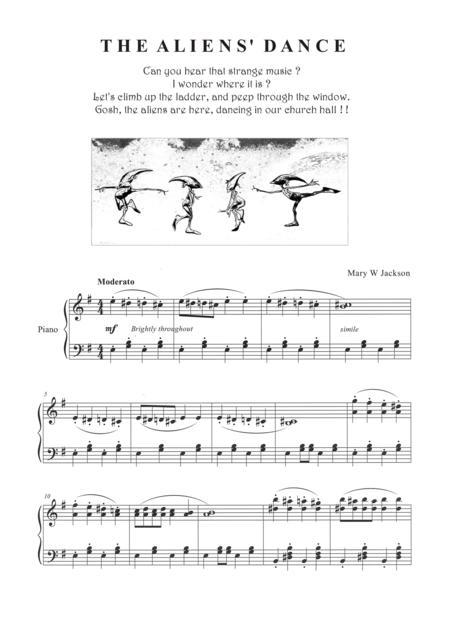 The Aliens' Dance