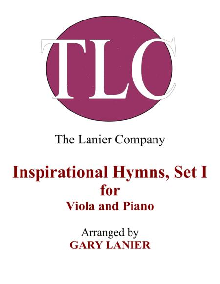 INSPIRATIONAL HYMNS, SET I (Duets for Viola  & Piano)