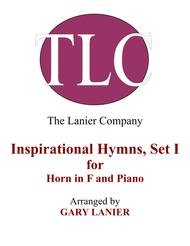 INSPIRATIONAL HYMNS, SET I (Duets for Horn in F & Piano)